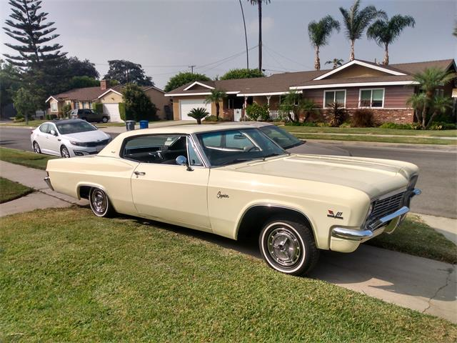 1966 Chevrolet Caprice (CC-1425725) for sale in Whittier, California
