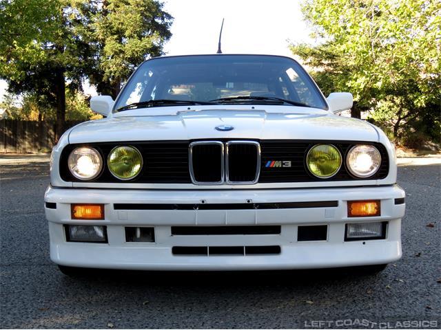 1988 BMW M3 (CC-1420573) for sale in Sonoma, California