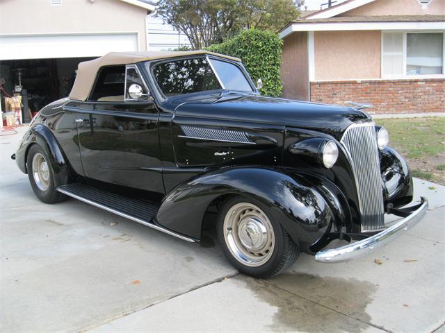 1937 Chevrolet Antique (CC-1425745) for sale in Garden Grove, California