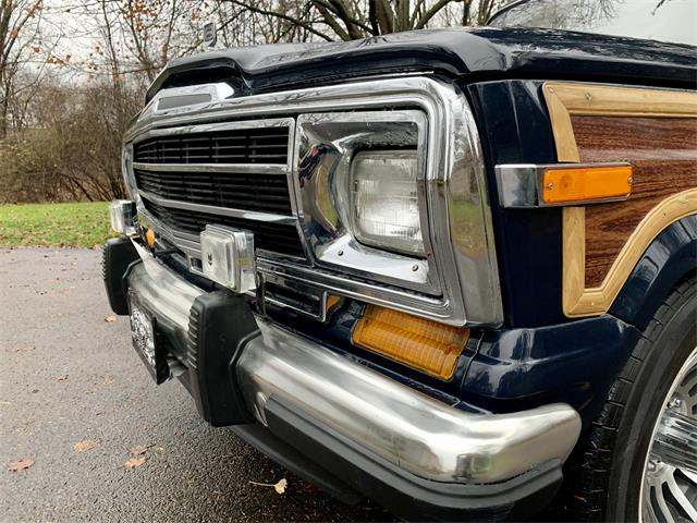 1987 Jeep Grand Wagoneer (CC-1425748) for sale in Bemus Point, New York