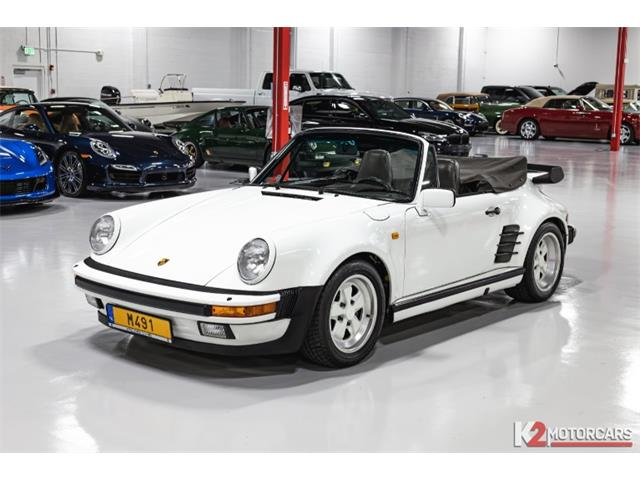 1986 Porsche 911 Carrera (CC-1425754) for sale in Jupiter, Florida