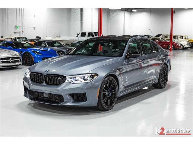 2020 BMW M5 (CC-1425757) for sale in Jupiter, Florida