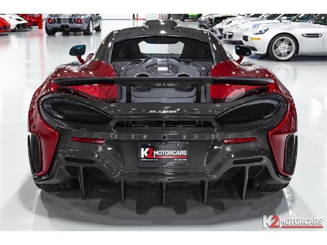 2019 McLaren 600LT (CC-1425762) for sale in Jupiter, Florida