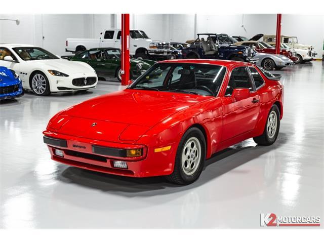 1987 Porsche 944 (CC-1425763) for sale in Jupiter, Florida