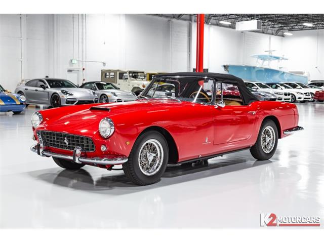 1962 Ferrari 250 GT (CC-1425765) for sale in Jupiter, Florida
