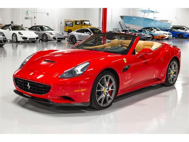 2010 Ferrari California (CC-1425766) for sale in Jupiter, Florida