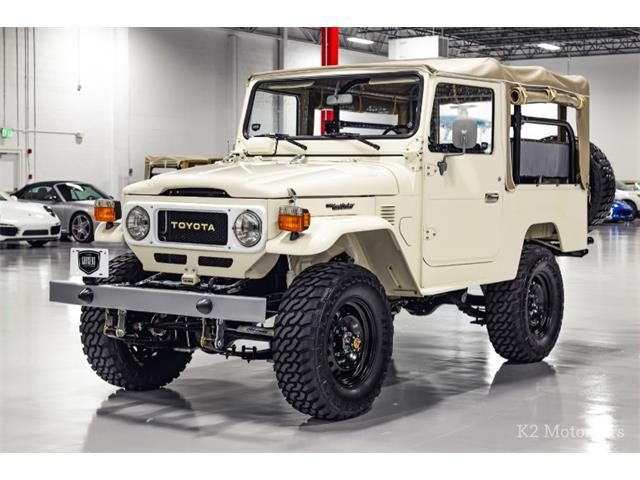 1982 Toyota Land Cruiser FJ (CC-1425768) for sale in Jupiter, Florida
