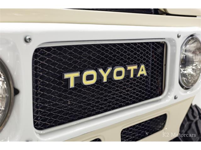 1982 Toyota Land Cruiser FJ (CC-1425768) for sale in Jupiter, Florida