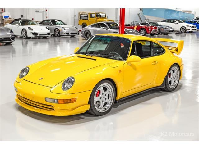 1995 Porsche 911 (CC-1425770) for sale in Jupiter, Florida