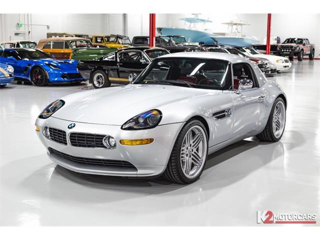 2000 BMW Z8 (CC-1425772) for sale in Jupiter, Florida