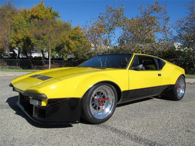1972 De Tomaso Pantera (CC-1425775) for sale in Simi Valley, California
