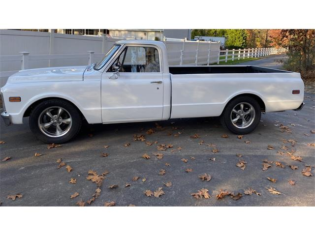 1972 Chevrolet C10 (CC-1425789) for sale in Vincentown, New Jersey