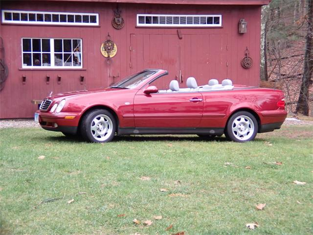 1999 Mercedes-Benz CLK320 (CC-1425793) for sale in Glastonbury, Connecticut