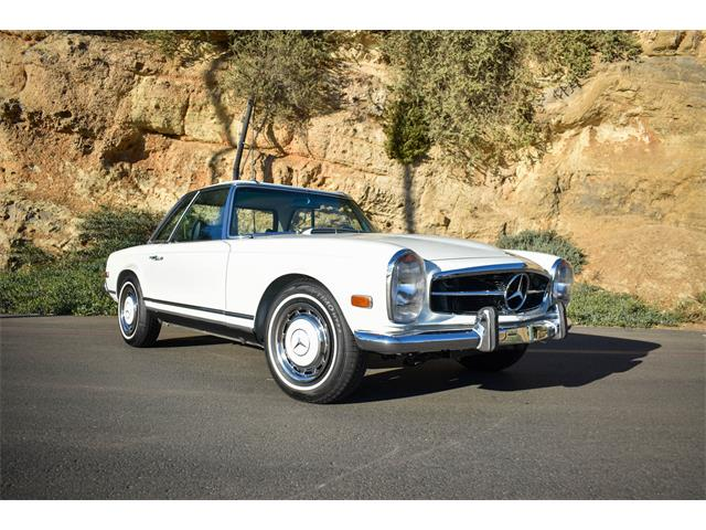 1971 Mercedes-Benz 280SL (CC-1425794) for sale in Costa Mesa, California