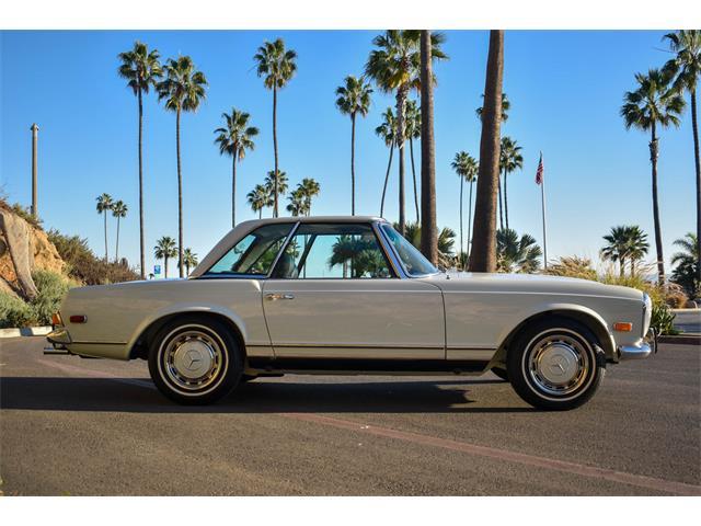 1971 Mercedes-Benz 280SL (CC-1425794) for sale in Costa Mesa, California