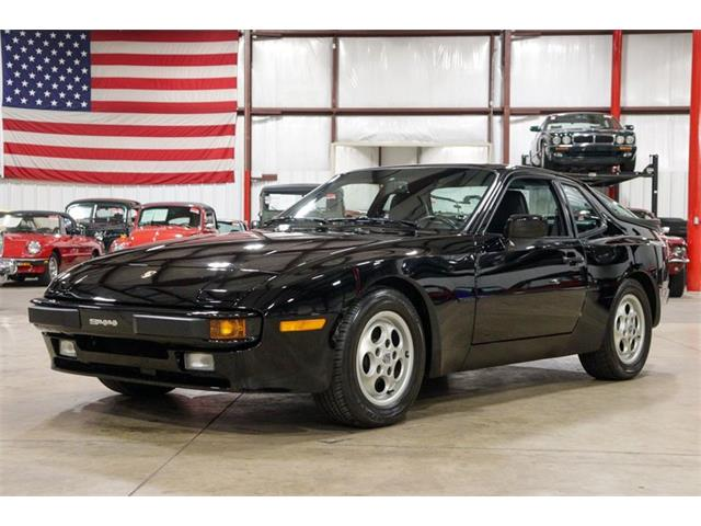1987 Porsche 944 (CC-1425806) for sale in Kentwood, Michigan