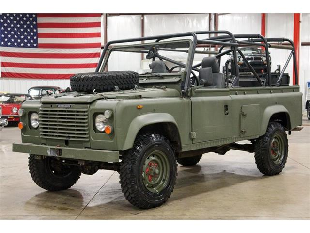 1986 Land Rover Defender (CC-1425807) for sale in Kentwood, Michigan