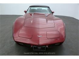1977 Chevrolet Corvette (CC-1420581) for sale in Beverly Hills, California