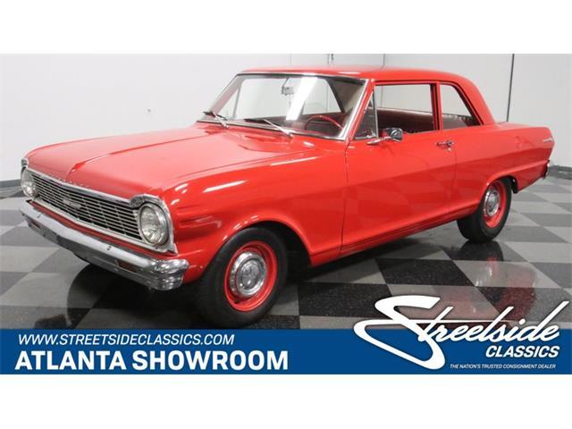 1965 Chevrolet Nova (CC-1425824) for sale in Lithia Springs, Georgia
