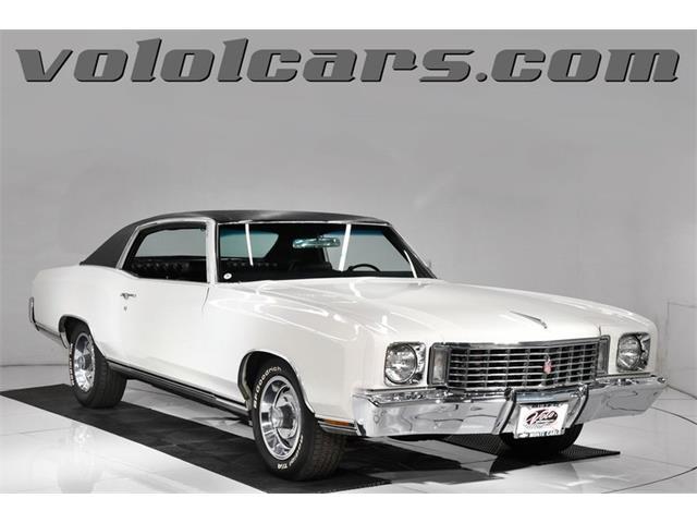 1972 Chevrolet Monte Carlo (CC-1425832) for sale in Volo, Illinois