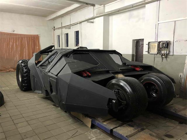 2020 Custom Batmobile (CC-1425833) for sale in Moscow, Moscow