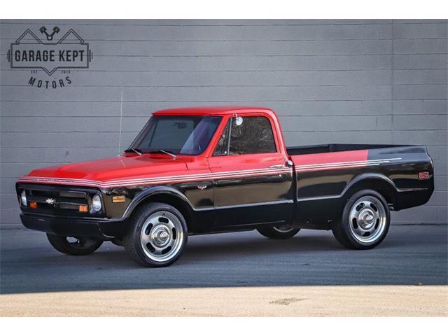 1968 Chevrolet C/K 10 (CC-1425834) for sale in Grand Rapids, Michigan