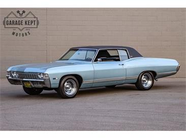 1968 Chevrolet Caprice (CC-1425836) for sale in Grand Rapids, Michigan