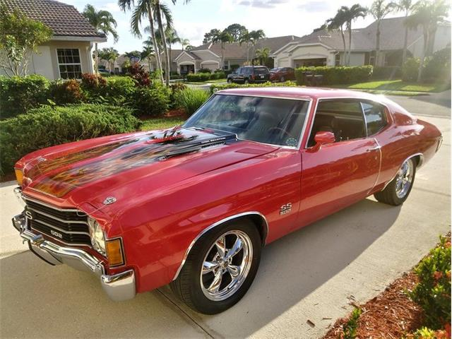 1972 Chevrolet Chevelle (CC-1425841) for sale in Punta Gorda, Florida