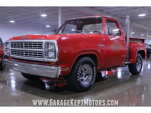 1979 Dodge Little Red Express (CC-1425844) for sale in Grand Rapids, Michigan