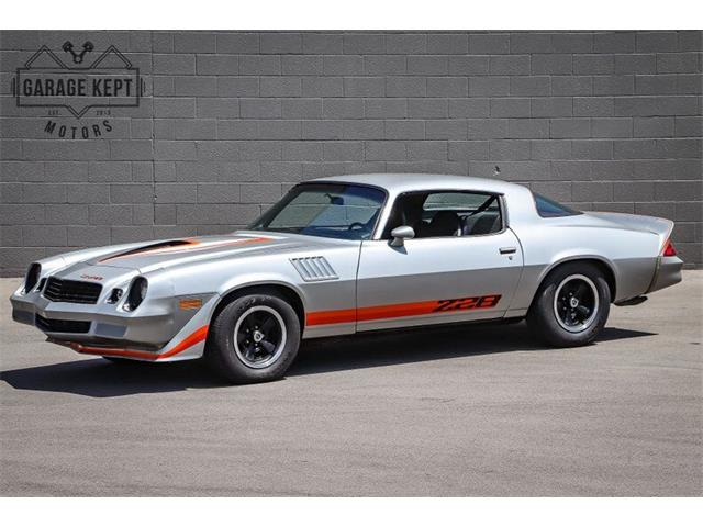 1979 Chevrolet Camaro (CC-1425858) for sale in Grand Rapids, Michigan