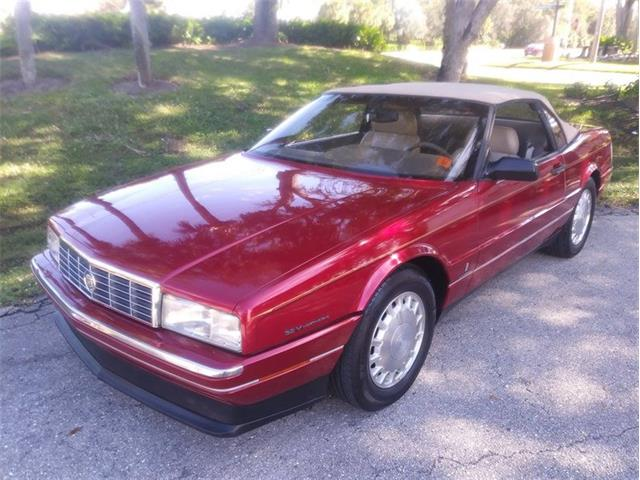 1993 Cadillac Allante (CC-1425868) for sale in Punta Gorda, Florida