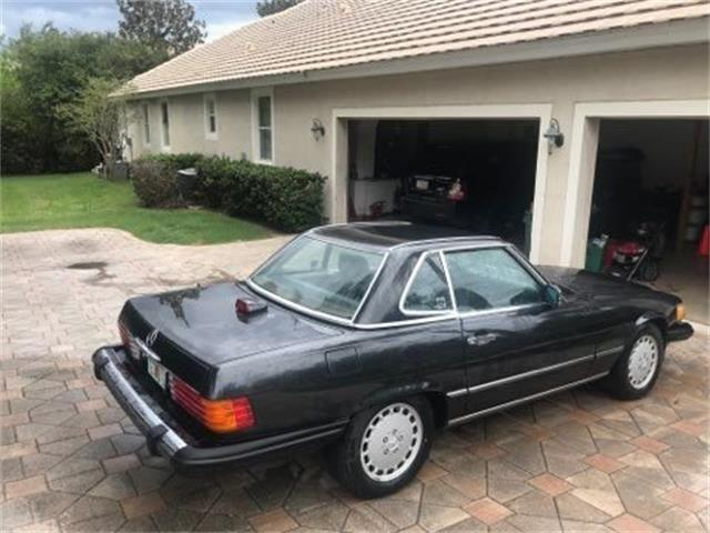 1986 Mercedes-Benz 560 (CC-1425873) for sale in Punta Gorda, Florida