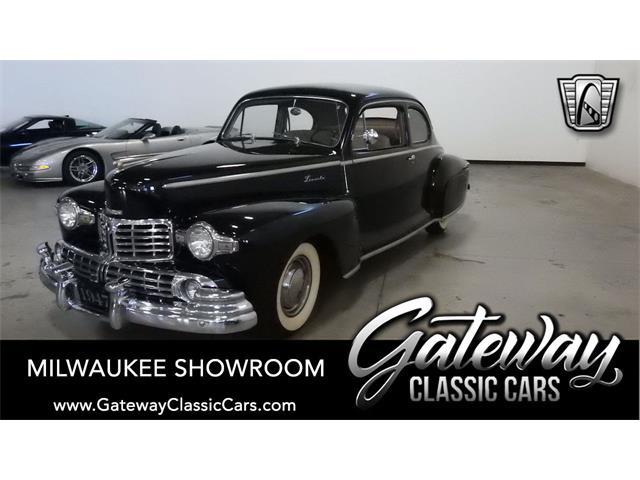 1947 Lincoln Coupe (CC-1425875) for sale in O'Fallon, Illinois