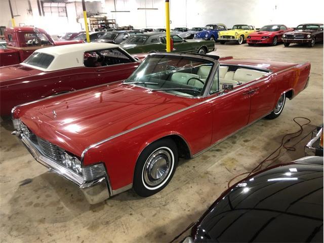 1965 Lincoln Continental (CC-1425877) for sale in Punta Gorda, Florida