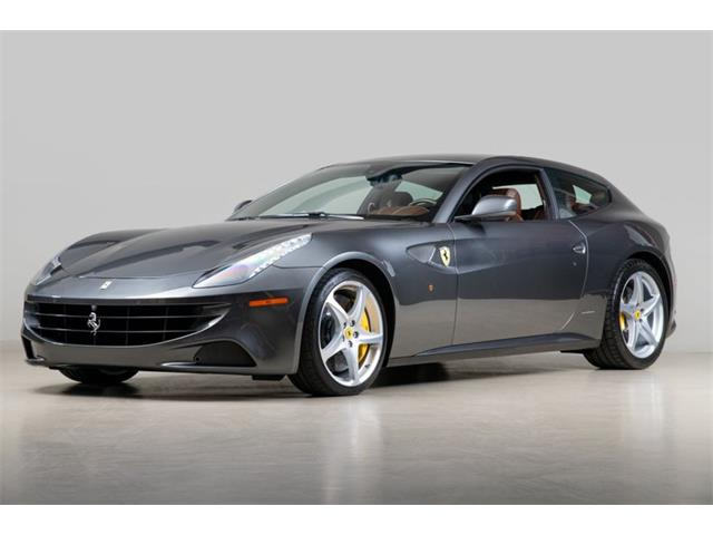 2012 Ferrari FF (CC-1425891) for sale in Scotts Valley, California