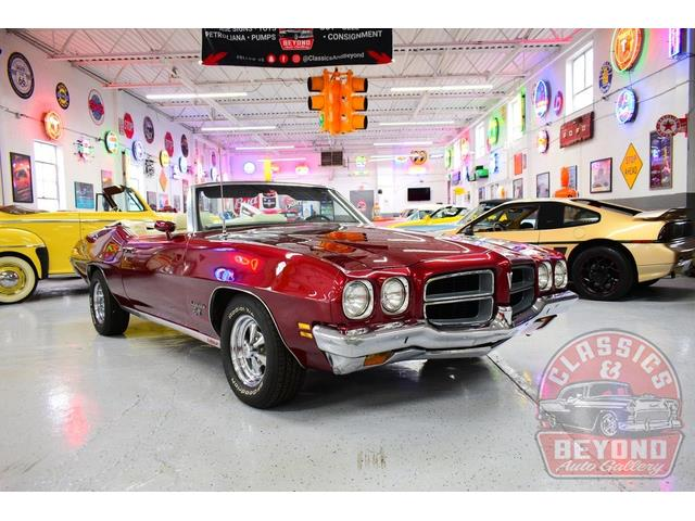 1972 Pontiac LeMans (CC-1425909) for sale in Wayne, Michigan