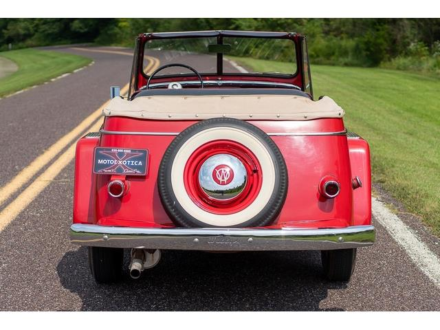 1949 Willys Jeepster (CC-1425912) for sale in St. Louis, Missouri