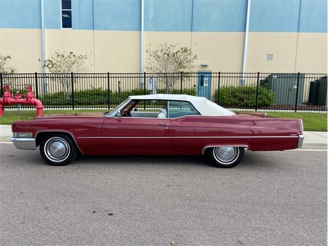 1970 Cadillac DeVille (CC-1425914) for sale in Clearwater, Florida