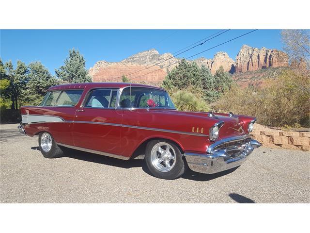 1957 Chevrolet Nomad (CC-1425929) for sale in Sedona, Arizona