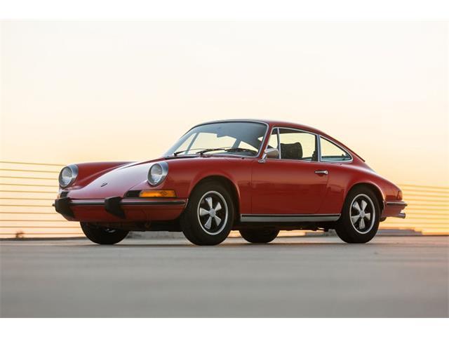 1973 Porsche 911T (CC-1425937) for sale in Houston, Texas