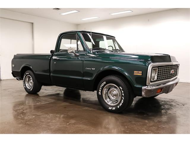 1972 Chevrolet C10 (CC-1425940) for sale in Sherman, Texas