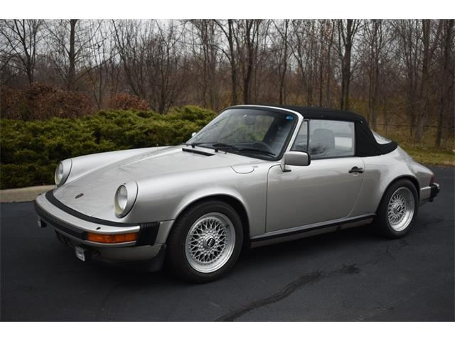 1983 Porsche 911 (CC-1425944) for sale in Elkhart, Indiana