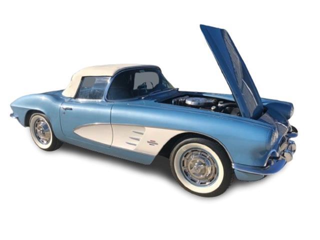1961 Chevrolet Corvette (CC-1425946) for sale in Lake Hiawatha, New Jersey