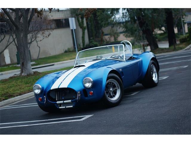 1965 Superformance Cobra (CC-1425948) for sale in Irvine, California