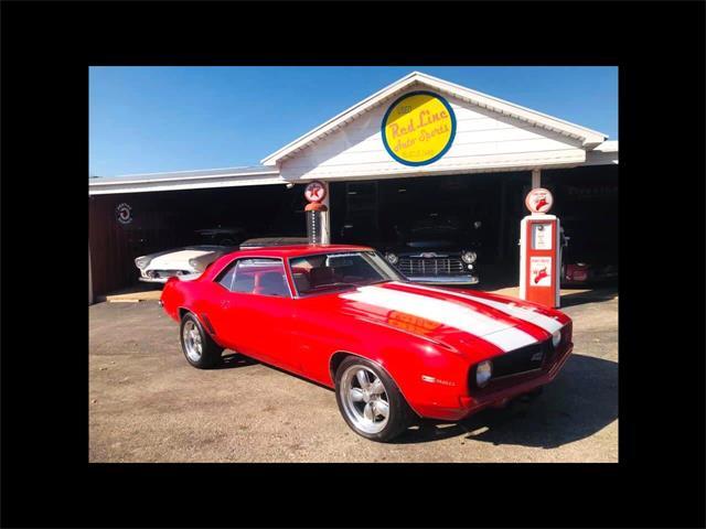 1969 Chevrolet Camaro (CC-1425964) for sale in Wilson, Oklahoma