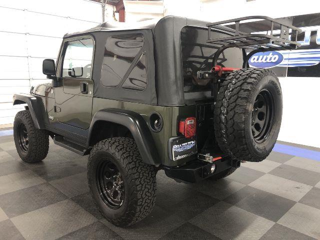 2006 Jeep Wrangler (CC-1425969) for sale in Houston, Texas