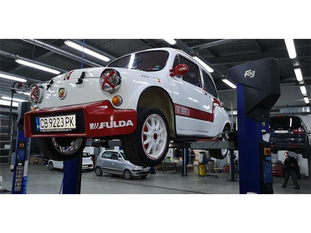 1978 Fiat Abarth 850 (CC-1425973) for sale in Sofia, BG
