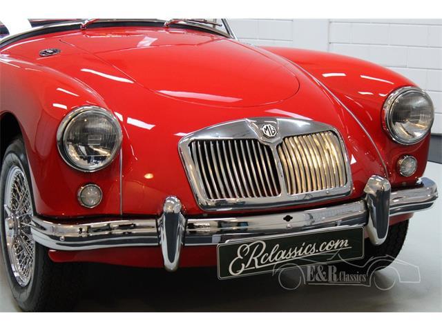 1955 MG MGA (CC-1425974) for sale in Waalwijk, Noord Brabant