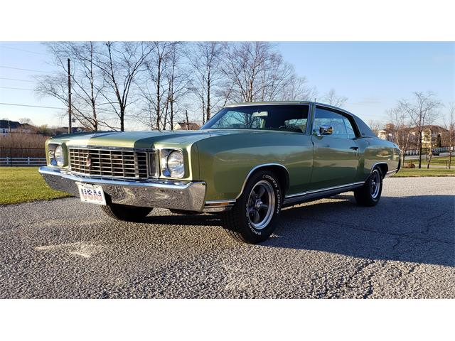 1972 Chevrolet Monte Carlo (CC-1425978) for sale in Crown point, Indiana