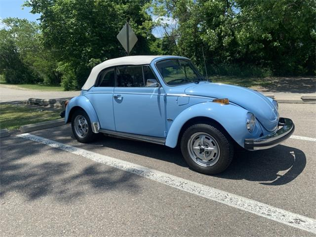 1979 Volkswagen Super Beetle (CC-1425991) for sale in Milford, Michigan